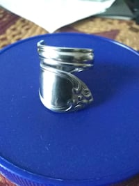 hand made spoon ring  Ruckersville, 22968