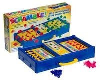 NEW! Only $10...Scramble Game Toronto, M4H