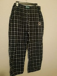 Men's XL dolphins lounge pants