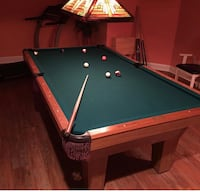 Olhausen Accu Fast Pool Table 8ft Medford