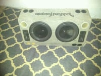 12in EFX subwoofers with box for sale Atlanta, 30360