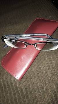 gold-colored framed eyeglasses Las Vegas, 89121