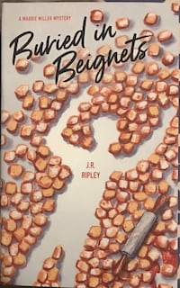 Buried in Beignets: Maggie Millers Mystery