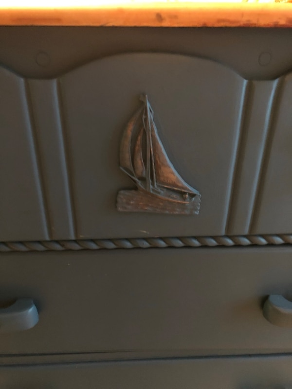 Chest of drawers (nautical themed) fc318fb2-4e66-4b10-ab40-1357a1515872