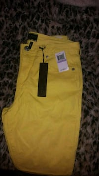 Yellow Jeans - size 11