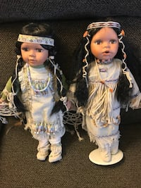 Adorable Indian dolls Taylorsville, 84129