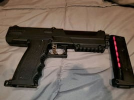 TiPx Paintball Marker Deluxe Package