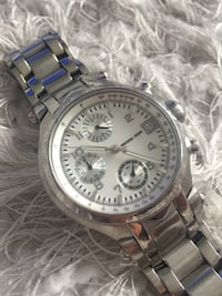 Michael Kors Chronograph Watch in Silver Toronto, M2J
