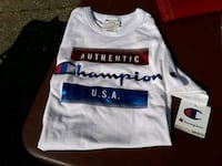 Champion brand tshirt.  XS New with tags. Louisville, 40229