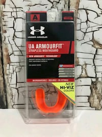 Under Armour UA ArmourFit Mouthguard - Red - Size  Denver, 80203