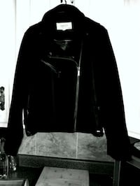 Womens Bagatelle suede/leather Moto jacket   Calgary, T2A 1R8