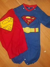Halloween Baby Superman Costume Pickering, L1Z