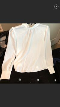 Forever 21 white shirt cute size:S Harrisburg, 17110
