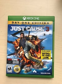 Just Cause 3 Day One Edition For Sale Oshawa, L1G 8G3