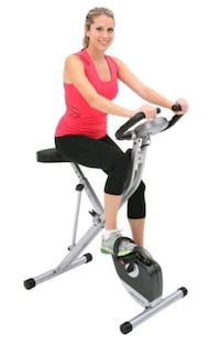 Exerpeutic 310 Magnetic Upright Bike with sensors Toronto, M6H 2K7