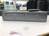 Magnavox VHS/DVD Combo Player w/ Remote New Britain, 06051