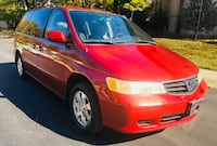 2003 Drives Excellent/ Reliable Honda Odyssey Silver Spring