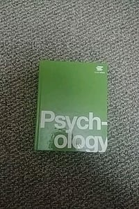 Psychology textbook. Pasadena, 21122