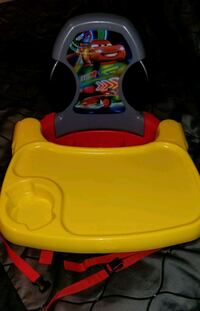 Disney's Cars Booster Seat Laval, H7P 0A7