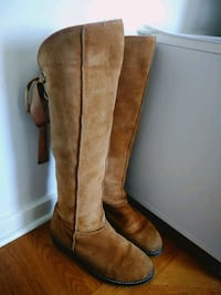 nice high knee winter boots,totaly wool inside. 哥德堡, 414 78