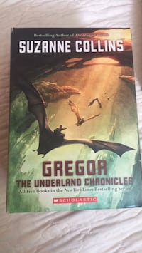 Gregor The Underland Chronicles Halifax, B2T 1A5