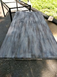 gray and black wooden picnic table Knoxville, 37917