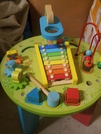 Play table  good condition Milpitas, 95035