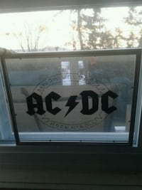 AC DC stained glass art and more  Gatineau, J8Z 1T7