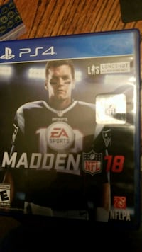 Ps4 games madden 18 Toppenish, 98948