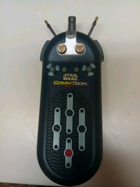 Star wars toy.its old but still works with batteri