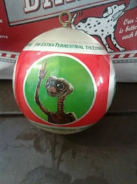 Vintage 1982 E.T ball ornament  Albuquerque, 87107