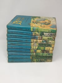 The Bible Story Book Collection 10 volumes (1955 edition) 892 mi