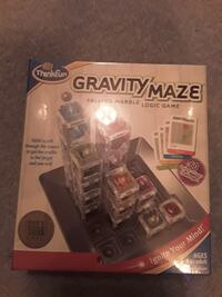 Brand New Gravity Maze Game 2382 mi