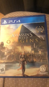Assassin's creed PS4 Kitchener, N2E 3B8