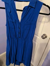 Royal blue dress Edmonton, T5X 3W3