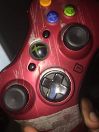 Xbox 360 with two controllers Calgary, T1Y 3A9