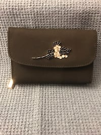 Lovely Ladies Evening Wallet. Black. Never used. Newark, 19702