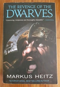 Revenge of the Dwarves - by Markus Heitz Calgary, T3J 3J7