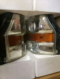 2008 F250 head lights and tail lights Gore, 22637