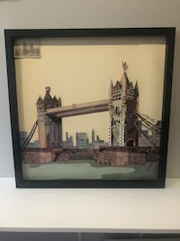 London Bridge Wall Art New York, 10040