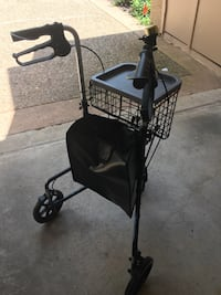 Adult 3 wheeled Rollator. Brand New.  Never used. Brand name is DRIVE. Princeton, 08540
