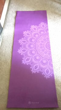 Purple Yoga Mat Olney, 20832