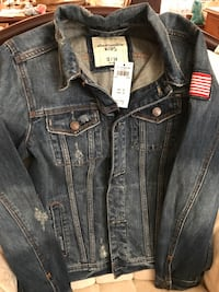 New Abercrombie Kids Jean Jacket Gainesville, 20155