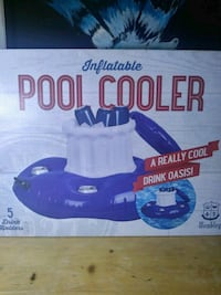 Pool Cooler inflatable float NEW