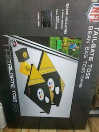 Pittsburgh Steelers corn hole game  Arlington, 22201