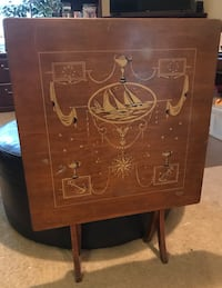 Card table (antique)