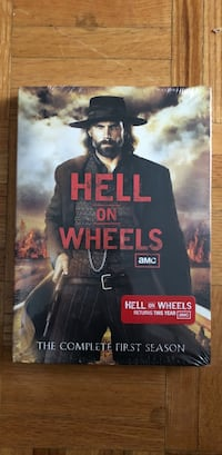 Hell on Wheels Complete First season Toronto, M4S 2H2