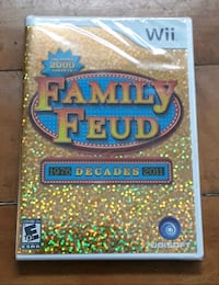 NEW Wii Family Feud Decades 1976-2011  Martinsburg, WV, USA, 25401