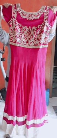 Party wear long frock Hyderabad, 500082