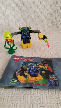 LEGO-Alpha-Team-Mission-Deep-Sea-Robot-Diver-4790  Manassas
